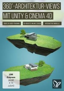 360-Architektur-Views mit Unity und Cinema 4D