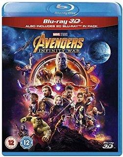 HDTV x264 -  Avengers Infinity War 2018 3D 1080p BluRay
