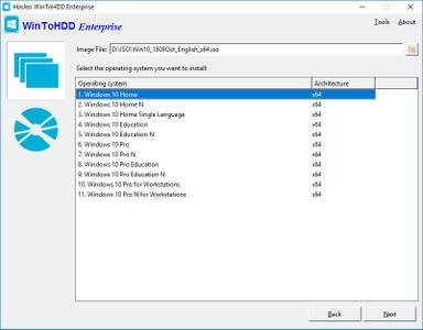 WinToHDD Enterprise 4.0 Multilingual