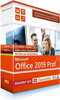 Microsoft Office 2019 Professional Plus-iNDiSO