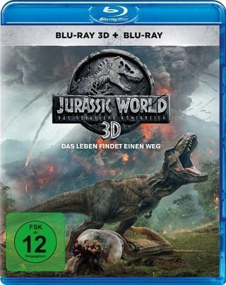 Jurassic World Fallen Kingdom 2018 3D 1080p BluRay